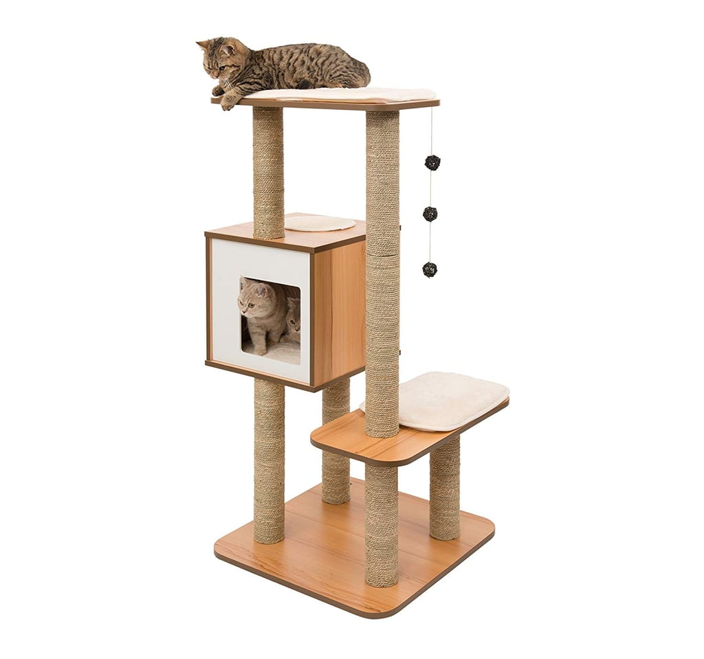 20 Cat Trees That Aren't, Well, F*cking Ugly