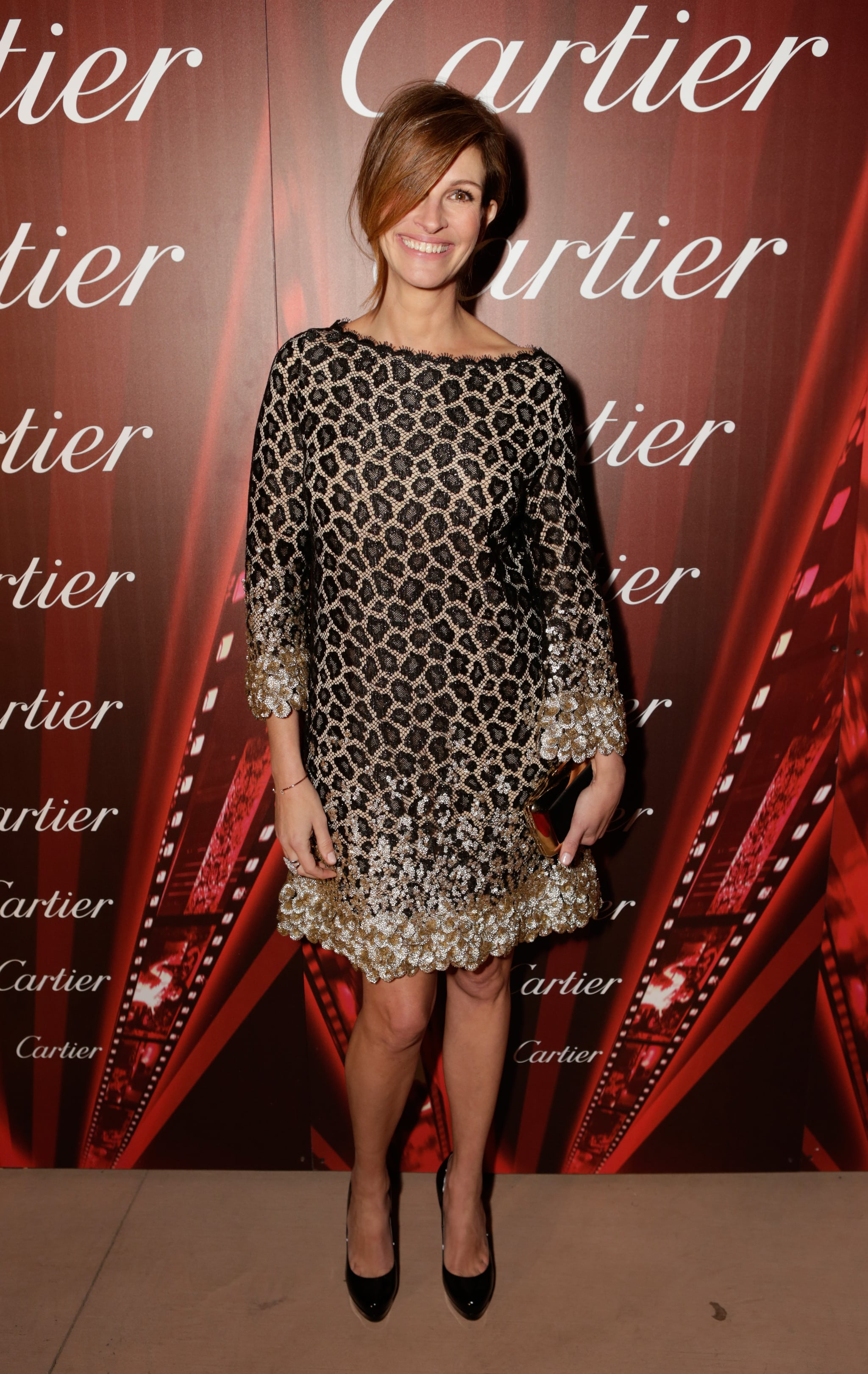 Julia Roberts at the Palm Springs International Film Festival