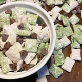 St. Patrick's Day Puppy Chow Recipe and Photos