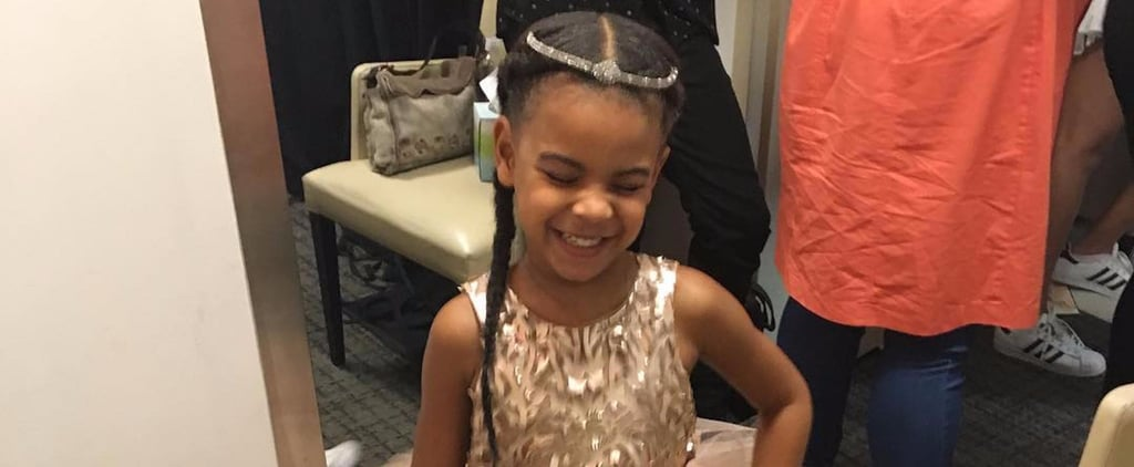 Blue Ivy May Only Be 5, but You Can Already Count On Her to Steal the Show
