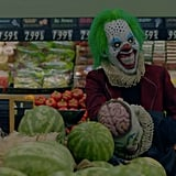 The Green-Haired, Demented Smile Clown, Cult