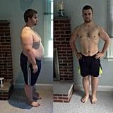 Darrell Begins His Fitness Journey