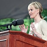 """Some failure in life is inevitable. It is impossible to live without failing at something, unless you live so cautiously that you might as well not have lived at all — in which case, you failed by default."" — J.K. Rowling at Harvard (2008)"