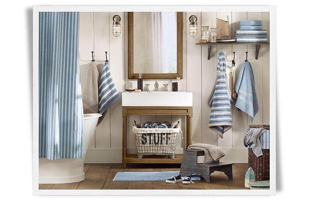 Go For a Rustic, Industrial Vibe