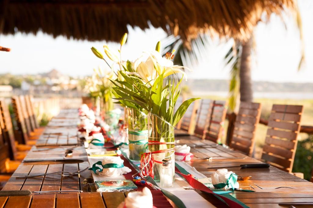 Colorful Mexico Destination Wedding