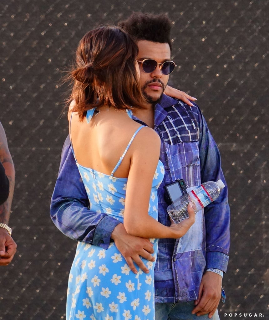 As weekend two of Coachella comes to an end, the photos are coming to an end as well. Shay Mitchell, Kylie Jenner, and Nick Jonas were among the first celebrities to arrive, along with Coachella regulars Paris Hilton and Vanessa Hudgens. Selena Gomez and The Weeknd were spotted getting cozy during Travis Scott's performance, while Leonardo DiCaprio and Orlando Bloom hit up the Neon Carnival presented by Levi's and Don Julio. Read on to see even more fun photos from Coachella this year.      Related:                                                                                                           Couldn't Make It to Coachella? Live Vicariously Through These Celebrity Couples