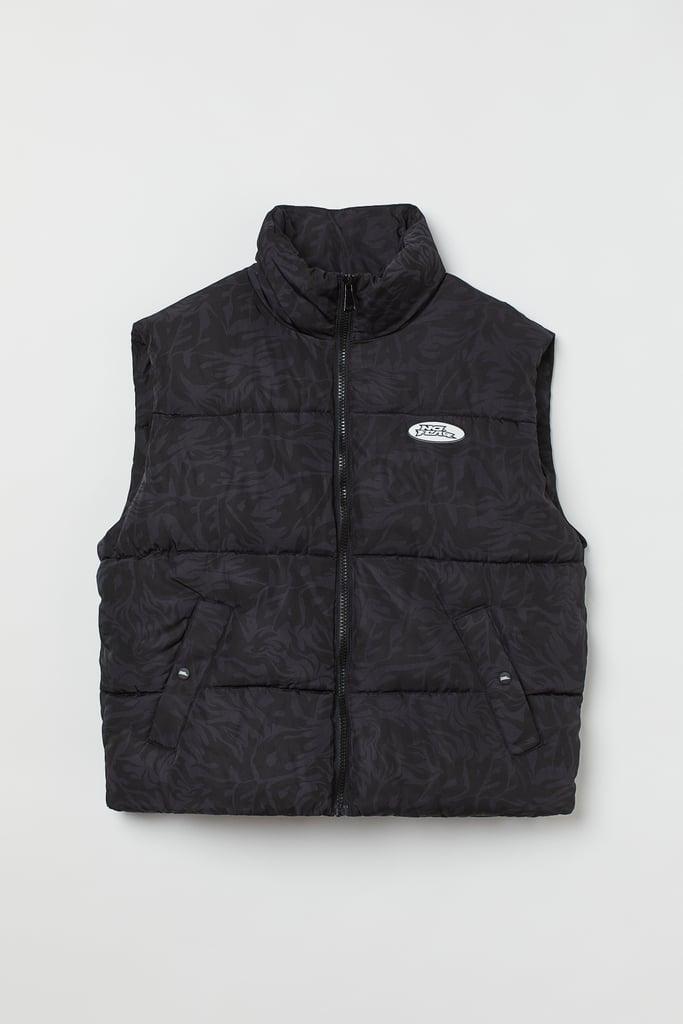 No Fear x H&M Puffer Vest