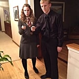 Hermione Granger and Draco Malfoy