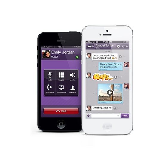 Viber | Apps to Text For Free | POPSUGAR Tech Photo 4