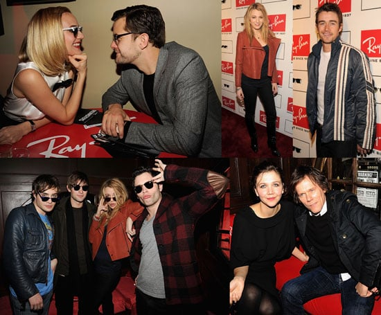 Ray Ban Party