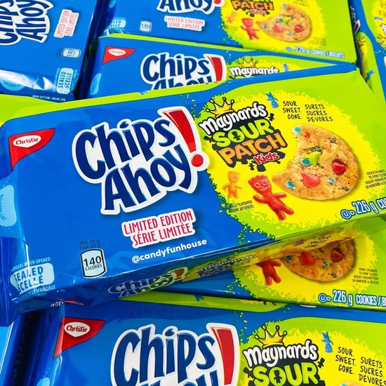 New Sour Patch Kids Chips Ahoy! Cookies Are Here