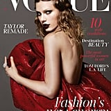 December: Taylor Covers British Vogue