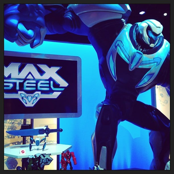 Meet Max Steel, Mattel's newest hero, who'll have his own TV show and toy line.
