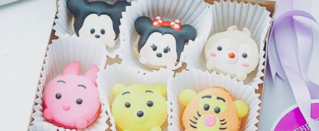 Your Disney-Loving Heart Is Going to Freak Out Over These Cute Macarons