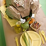 Crafts: Thanksgiving Paper-Bag Turkey
