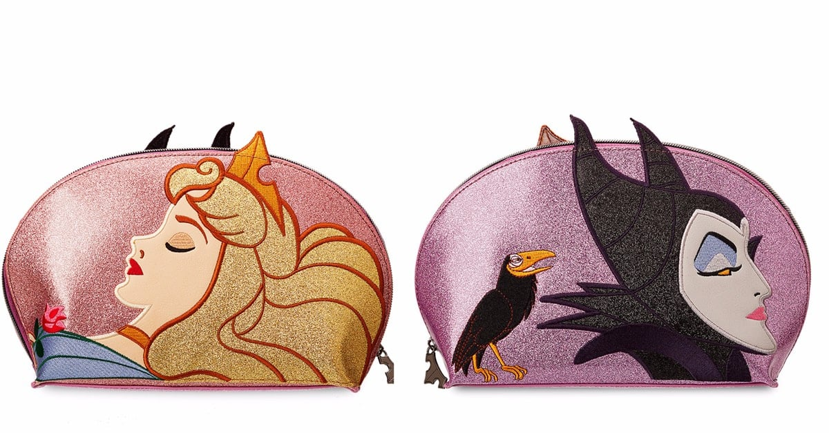 Gift This Two-Sided Disney Beauty Bag to the Sleeping Beauty OR Maleficent in Your Life