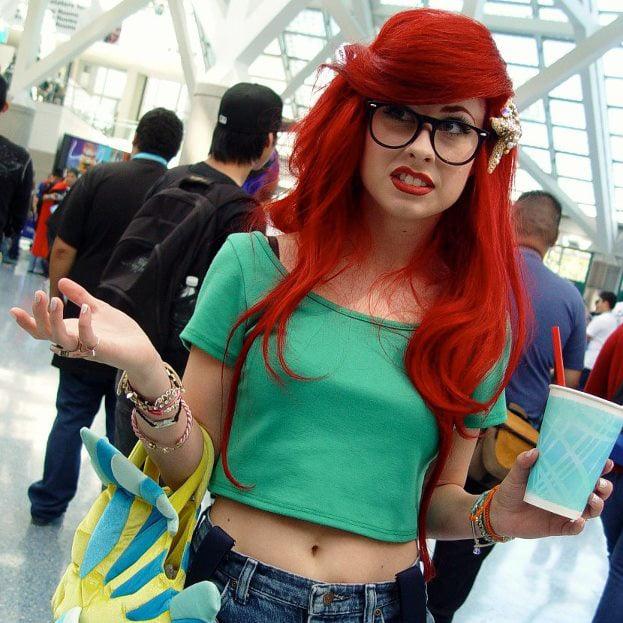 Ariel costume ideas for adults popsugar love sex solutioingenieria Choice Image