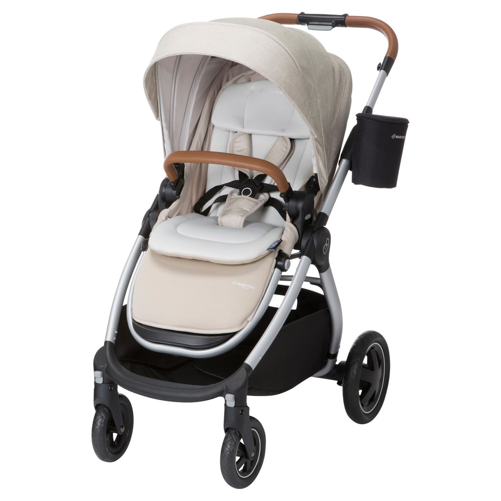 An All-Terrain Baby Stroller