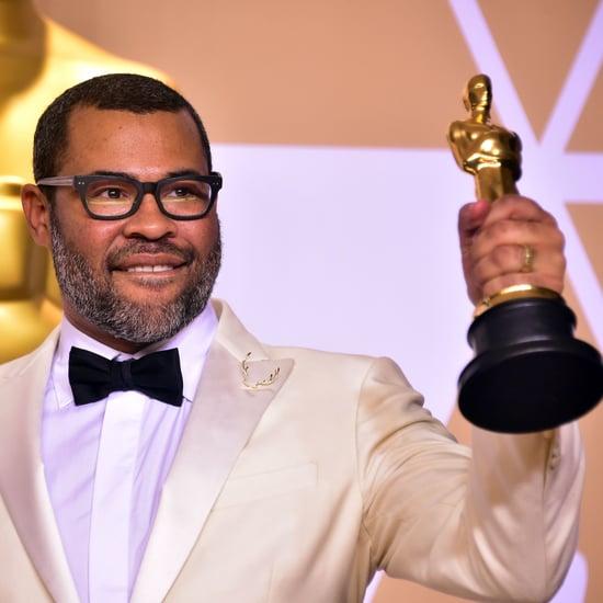 Why Did Jordan Peele Wear a Deer Pin at the Oscars 2018?