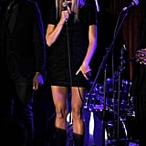 Gwyneth Paltrow was invited to sing at the launch party for Mayfair's The Arts Club.