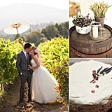 """To bring some French country flair to your big day no matter where you say """"I do,"""" take a look at these gorgeous ideas from real weddings on POPSUGAR Sex & Culture."""