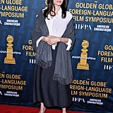 Angelina Jolie at the HFPA and American Cinematheque 2018