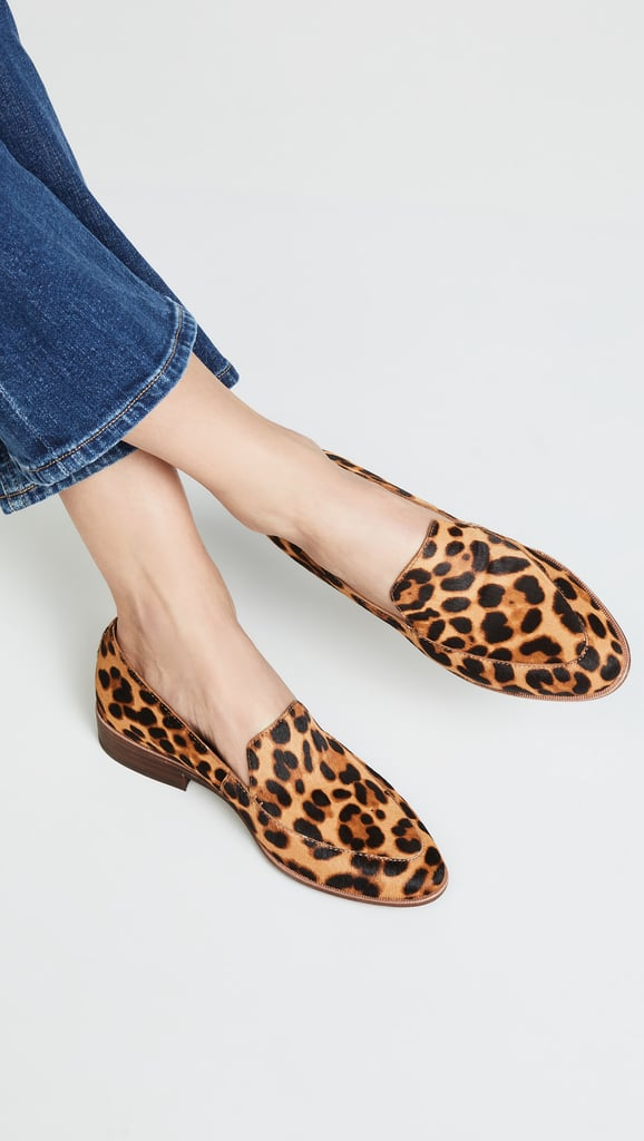 0f9d528f31e Madewell Frances Leopard Loafers
