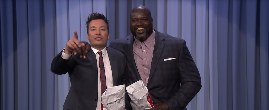 Jimmy Kimmel Reads Kid Letters With Shaq