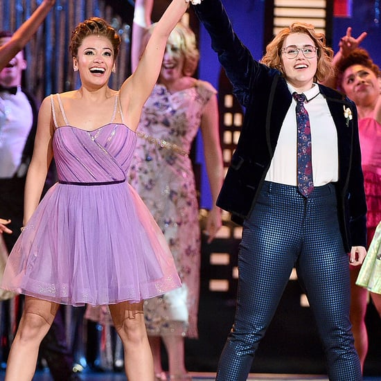 Netflix's The Prom Musical Movie Cast