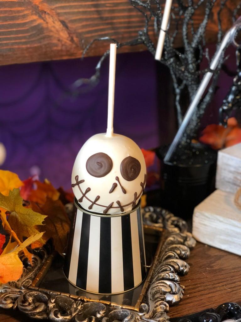 Jack Skellington Cake Pop Disneyland Halloween Food 2018