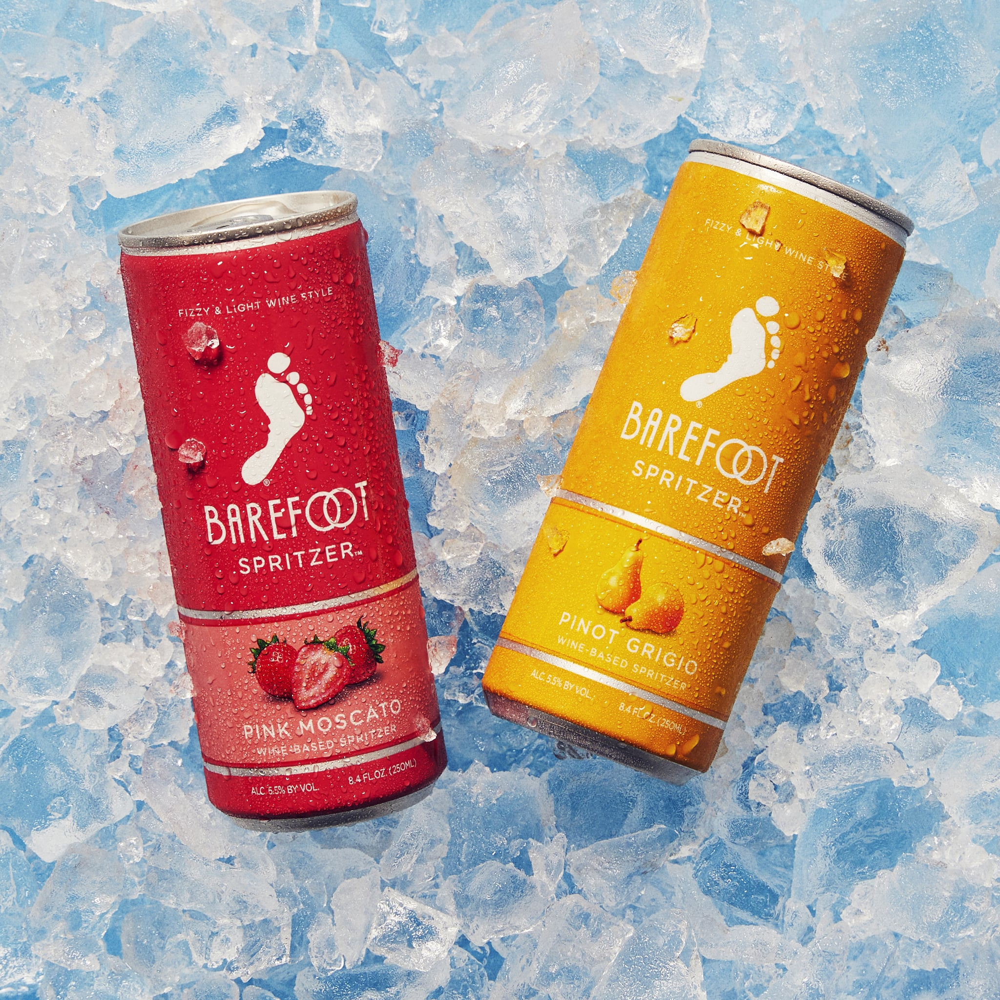 Barefoot Canned Wine Spritzer Flavors 2019 | POPSUGAR Food