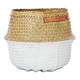 Home Republic Lottie White Basket