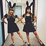 Dancing Girl Duo Emoji