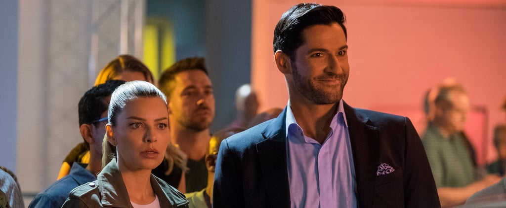 Lucifer: Best Reaction and Quote GIFs