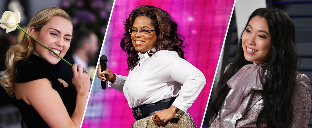 Oprah, Miley Cyrus, and More Join #Graduation2020 Ceremony