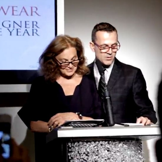 2012 CFDA Awards Nominees (Video)