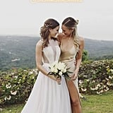 Tara MacMillan's Vera Wang Wedding Dress