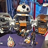 BB-8 Adventure Base Playset