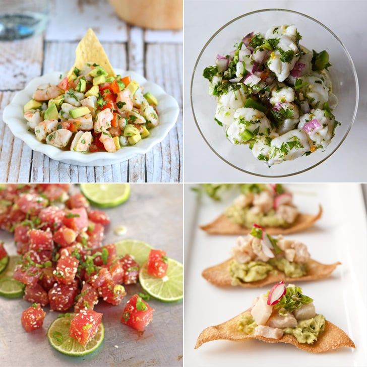 Ceviche Recipes