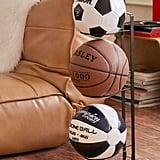 Minimal Sports Ball Storage Stand