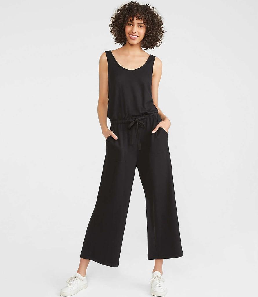 Lou & Grey Signature Softblend Lite Sleeveless Jumpsuit