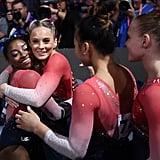 Simone Biles Breaks World Championships Medal Record