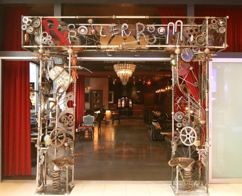 RX Boiler Room in Las Vegas