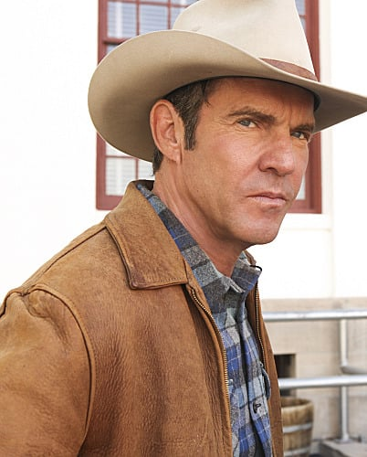 Dennis Quaid stars in Vegas.
