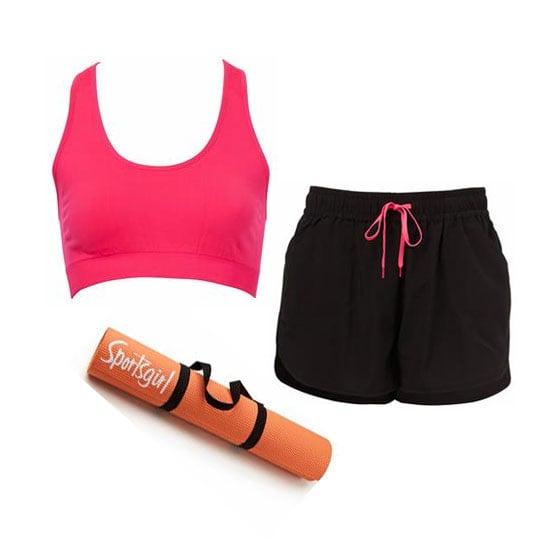 Sportsgirl Active Wear Range