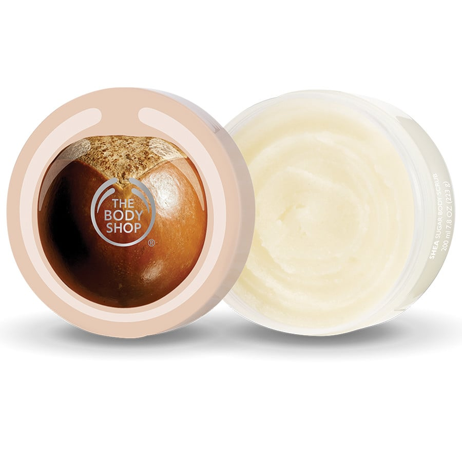 The Body Shop Mini Shea Body Scrub