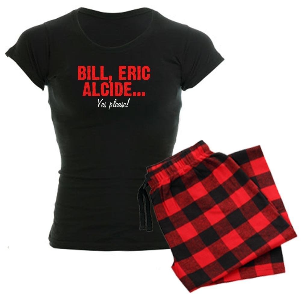Bill, Eric, Alcide . . . Pajamas ($40)