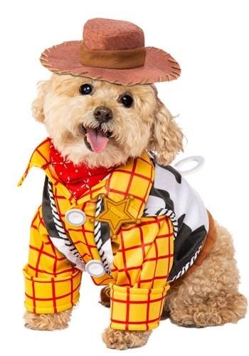 Disney Toy Story Woody Pet Costume