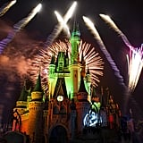 The fireworks are always epic.