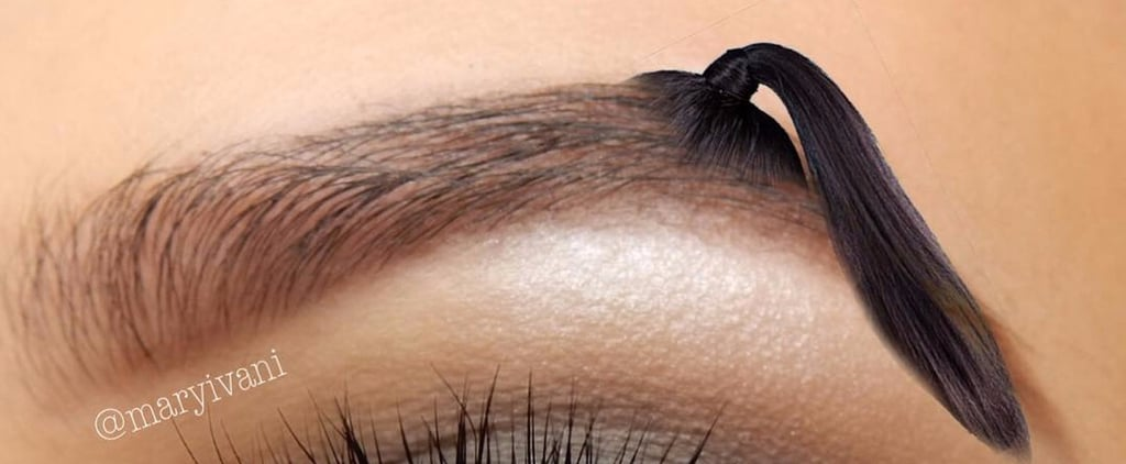 Ponytail Brows Have Landed, and Now I'm Wondering If We're Still on Planet Earth